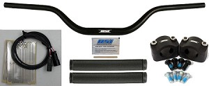 POLARIS BACKCOUNTRY BEND ALUMINUM HANDLEBAR KIT